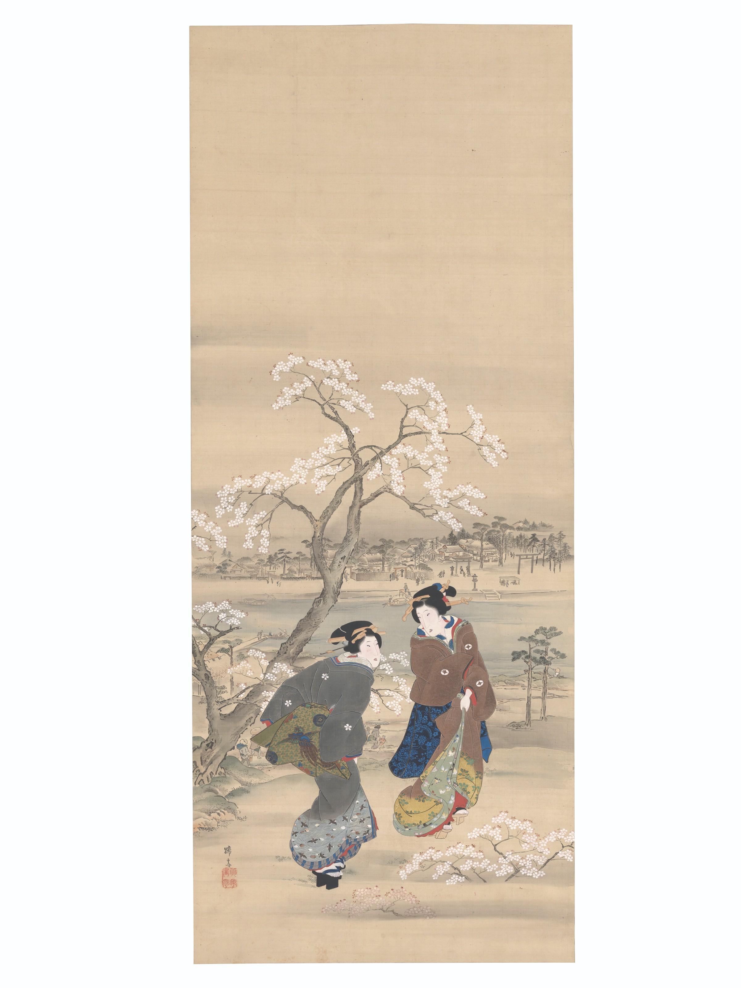 TEISAI HOKUBA (1771-1844)