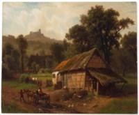 ALBERT BIERSTADT(AMERICAN, 183
