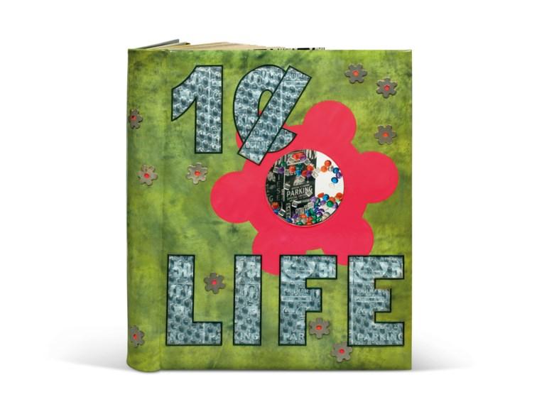 Walasse Ting and other artists,One ¢ Life.E. Kornfeld Berne, E.W. Kornfeld, 1964. Estimate €20,000-30,000. Offered in Paul Destribats une bibliothèque des Avant-gardes, partie III, 2-4 February 2021 at Christie's in Paris