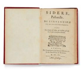 BOUCHET D'AMBILLOU, René Sidere, Pastorelle De l'invention d