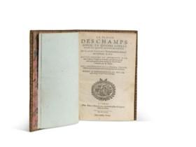 GAUCHET, Claude (c 1550 – ap 1620) Le plaisir des champs : d