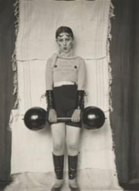 Autoportrait (variante I'm in training...), 1927