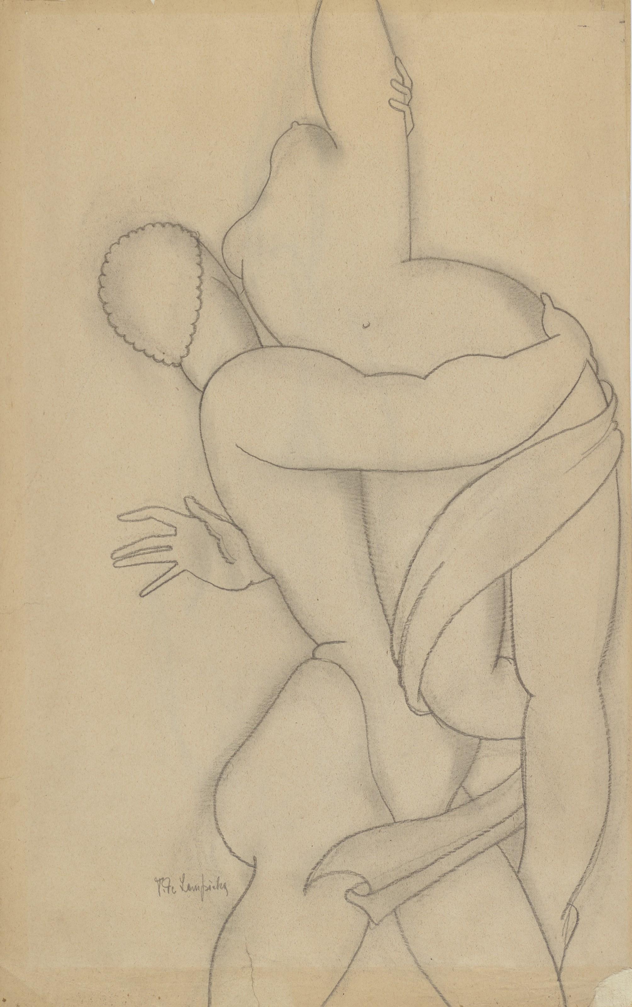 Tamara de Lempicka (Varsovie 1898-1980 Cuernavaca)