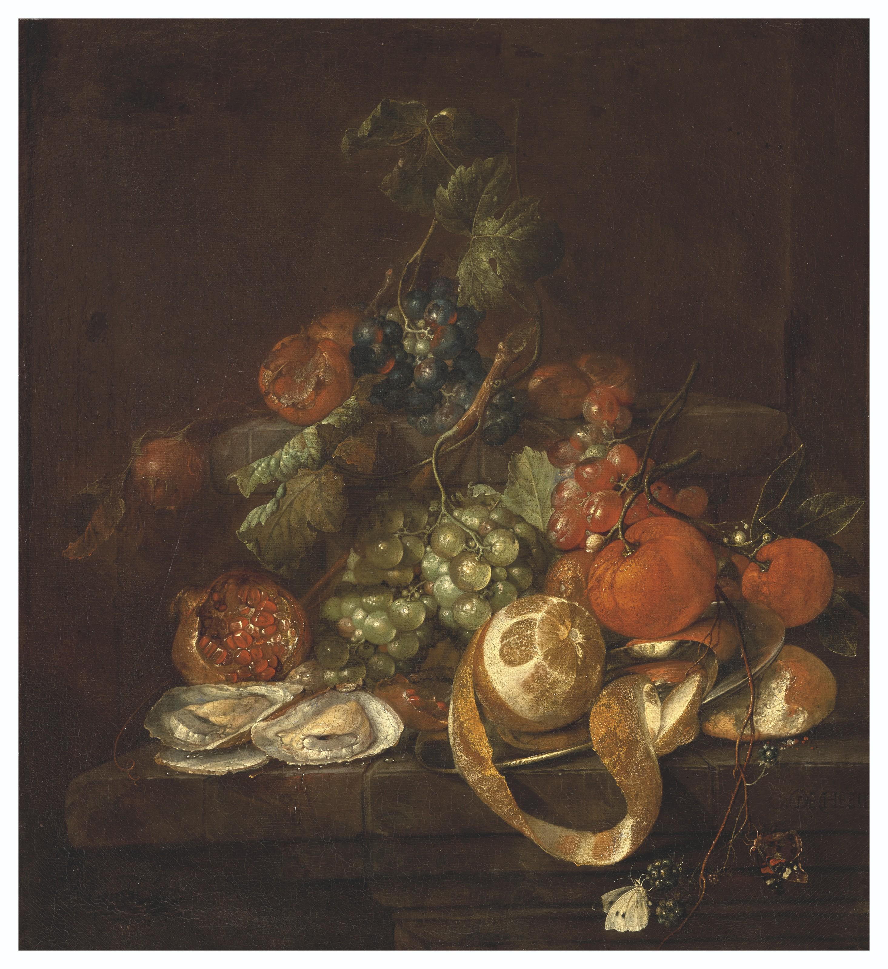CORNELIS DE HEEM (LEYDE 1631-1695 ANVERS)