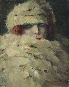 HENRI JOSEPH THOMAS (BRUXELLES 1878-1972)