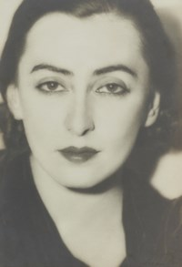 Nimet Eloui Bey, vers 1930