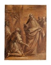 Christ et le centurion