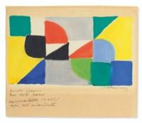 Sonia Delaunay (1885--1979)