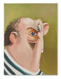 George Condo (né en 1957)