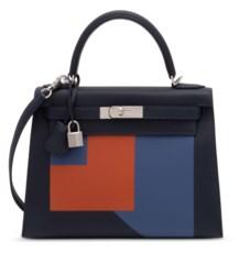 A limited edition bleu indigo,