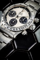 ROLEX. AN EXCEPTIONAL STAINLES