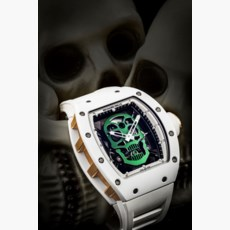 RICHARD MILLE. A HIGHLY ATTRAC
