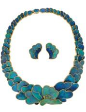 Set of Opal jewelry, Angela Cu