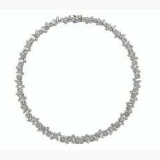 DIAMOND WREATH NECKLACE, TIFFA