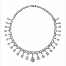 THE VANDERBILT DIAMOND NECKLAC