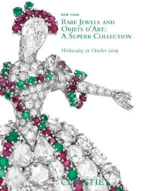 Rare Jewels and Objets d'Art:  auction at Christies