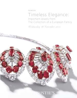 Timeless Elegance: Important J auction at Christies