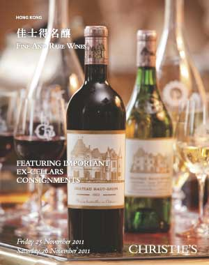 Fine and Rare Wines featuring auction at Christies & Château Cheval-Blanc | Above 12 bottles per lot | Saint-Emilion ...