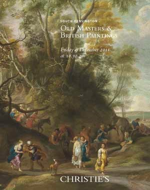 Old Masters and British Painti auction at Christies
