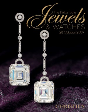 Jewels and Watches:  The Dubai auction at Christies