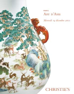 Art d'Asie auction at Christies