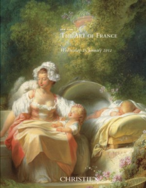 The Art of France auction at Christies
