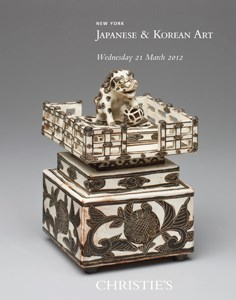 Japanese and Korean Art auction at Christies