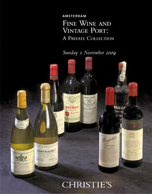 Fine Wine and Vintage Port: A  auction at Christies