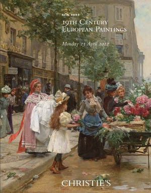 19th Century European Painting auction at Christies