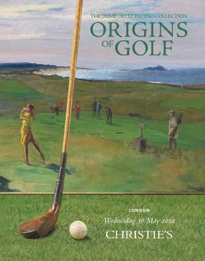 高球溯源:傑米‧奧茲‧帕提諾珍藏 auction at Christies
