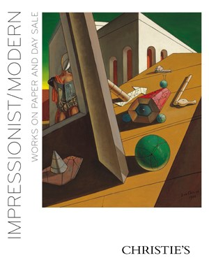 Impressionist Modern Day Sale auction at Christies