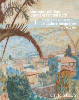 Ancienne Collection Jeanne et  auction at Christies