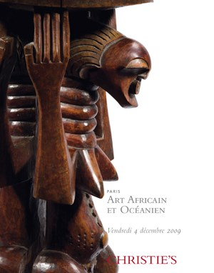 Art Africain et Océanien auction at Christies