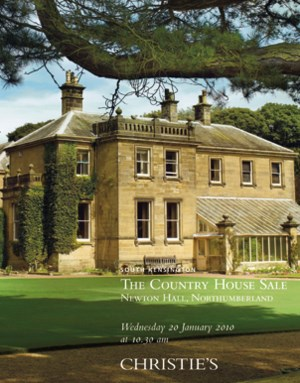 The Country House Sale - Newto auction at Christies