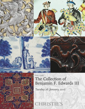 The Collection of Benjamin F.  auction at Christies