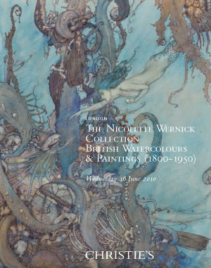 The Nicolette Wernick Collecti auction at Christies