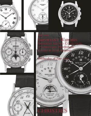 Important Watches Featuring Th auction at Christies