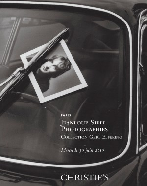 Jeanloup Sieff Photographies,  auction at Christies