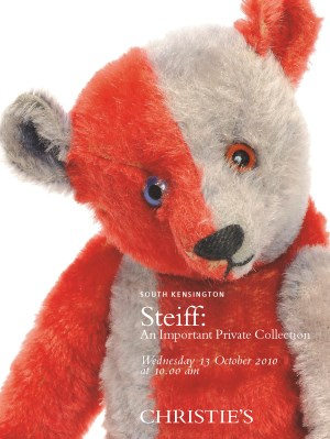 Steiff: An Important Private C auction at Christies
