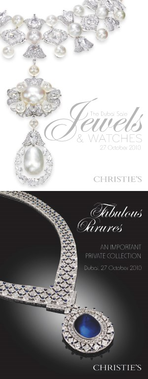 Jewels and Watches : The Dubai auction at Christies