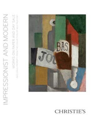 Impressionist and Modern Day S auction at Christies