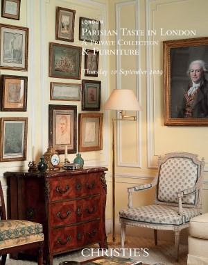Parisian Taste in London: A Pr auction at Christies