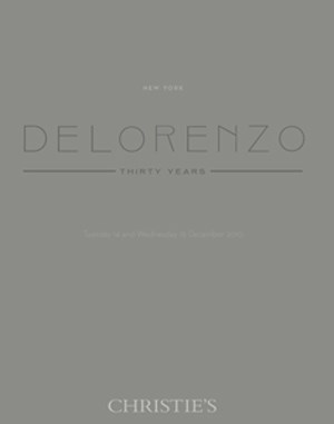 DeLorenzo: Thirty Years, Day S auction at Christies