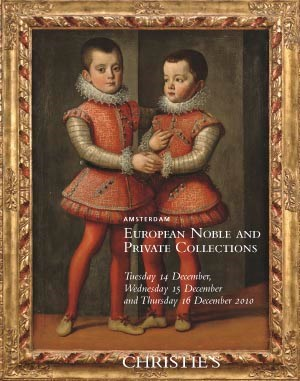 European Noble and Private Col auction at Christies