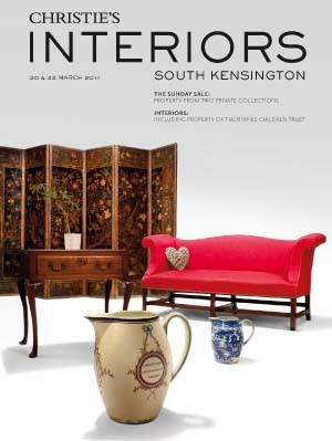The Sunday Sale auction at Christies