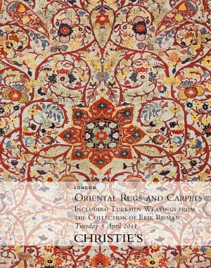 Oriental Rugs and Carpets Incl auction at Christies