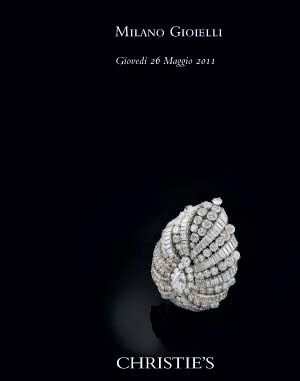 Milan Jewels auction at Christies