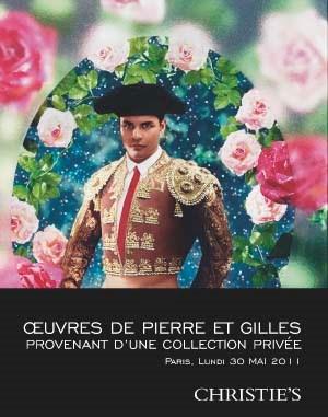 Oeuvres de Pierre et Gilles pr auction at Christies