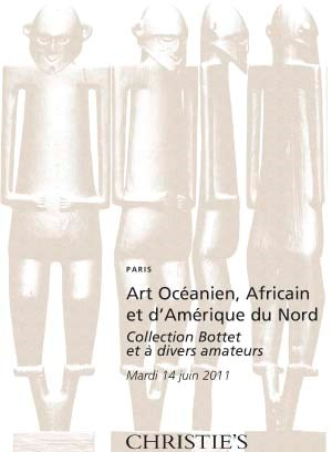 Art Océanien, Africain et d'Am auction at Christies
