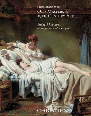 Old Master & 19th Century Art auction at Christies